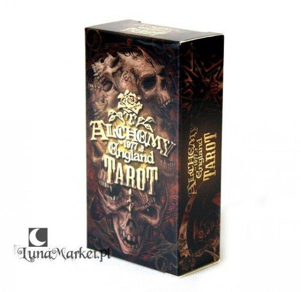 Alchemy England Tarot - talia kart tarota