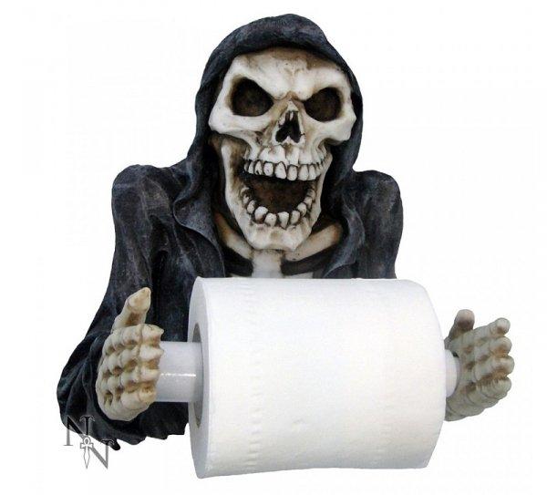 Szkielet - wieszak na papier toaletowy