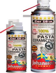 Pasta ceramiczna CER 16 LUX 400ml spray JOHANSSON