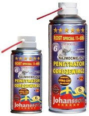 Odrdzewiacz penetrator ROST SPECIAL 11-606 JOHANSSON