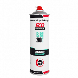 Zmywacz do hamulców BR 200 ECOCHEMICAL 500ml