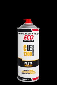 Cu 1200 Smar miedziowy, miedziany ECOCHEMICAL spray 400ml