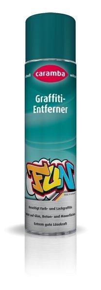 Preparat do usuwania graffiti, tuszu, markerów CARAMBA 400ml