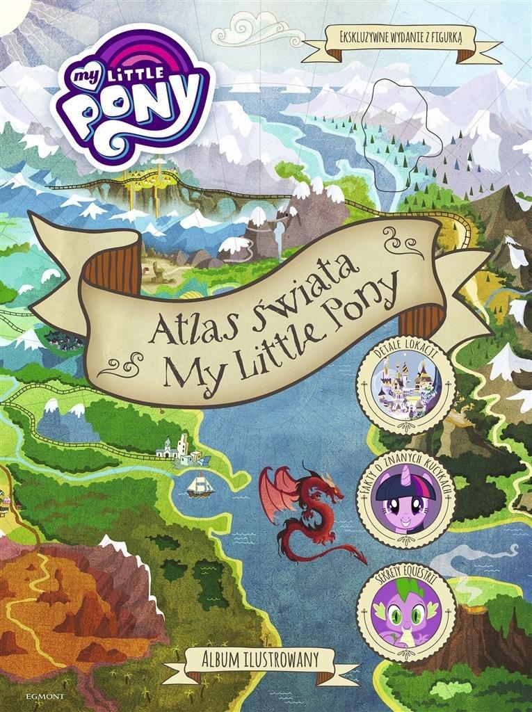 Atlas świata My Little Pony