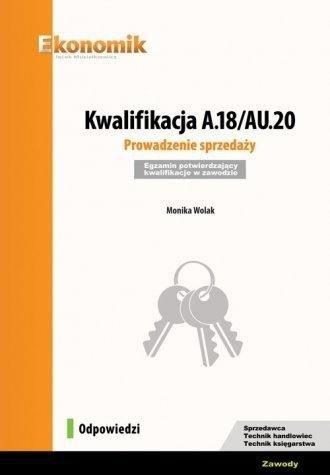 Kwalifikacja A.18/AU.20. Prowadzenie... Odpowiedzi
