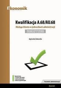 Kwalifikacja A.68/AU.68. Obsługa klienta w... 2018