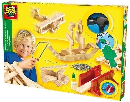 Zestaw do prac w drewnie