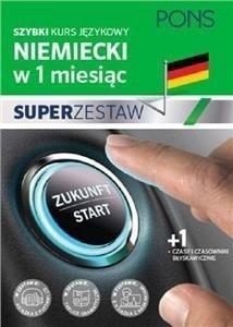 W 1 miesiąc - Niemiecki Superzestaw PONS