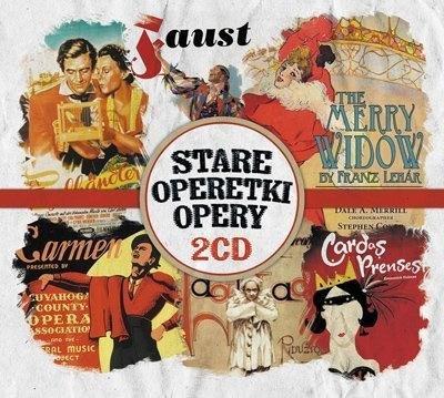 Stare opery, operetki (2CD)