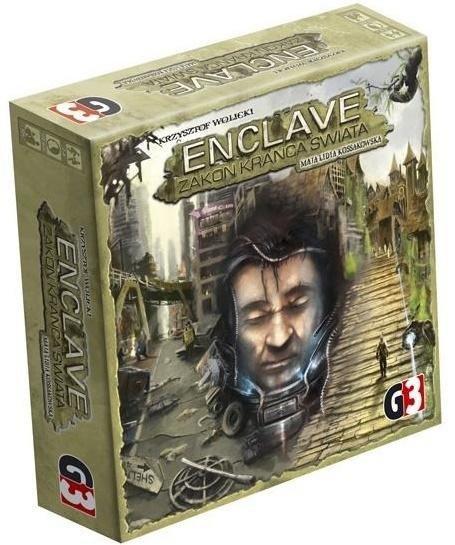 Zakon Krańca Świata - Enclave G3