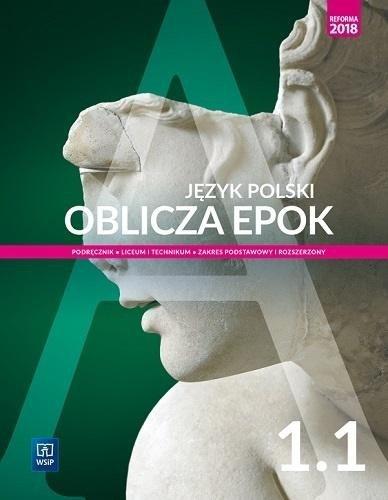 J.polski LO Oblicza epok 1/1 w.2019 WSiP