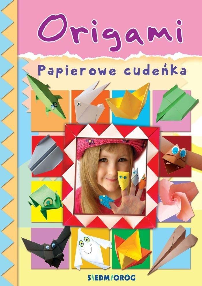 Origami - papierowe cudeńka