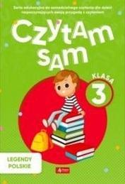 Czytam sam. Klasa 3. Legendy Polskie