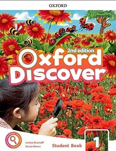Oxford Discover 1 SB w.2020