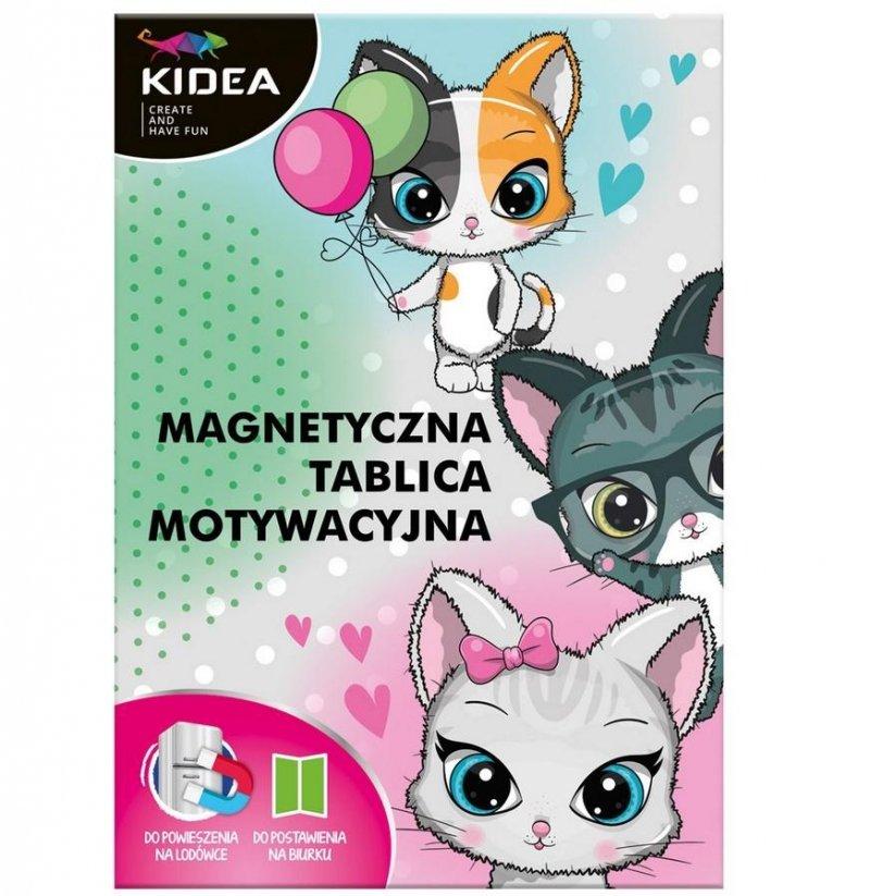 Tablica motywacyjna magnetyczna Kotki DERFORM