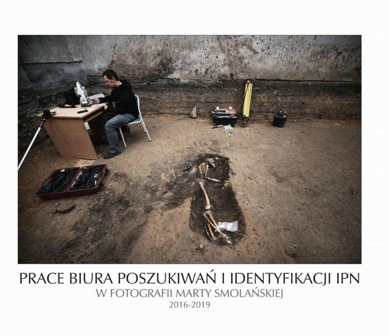 Prace Biura Poszukiwań i Identyfikacji IPN..