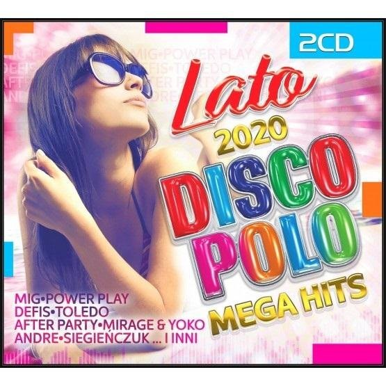 Lato 2020 Disco Polo. Mega Hits (2CD)
