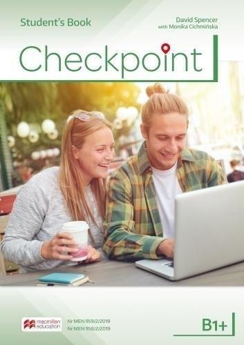 Checkpoint B1+ Książka ucznia + książka cyfrowa