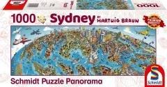 Puzzle PQ 1000 Sydney G3
