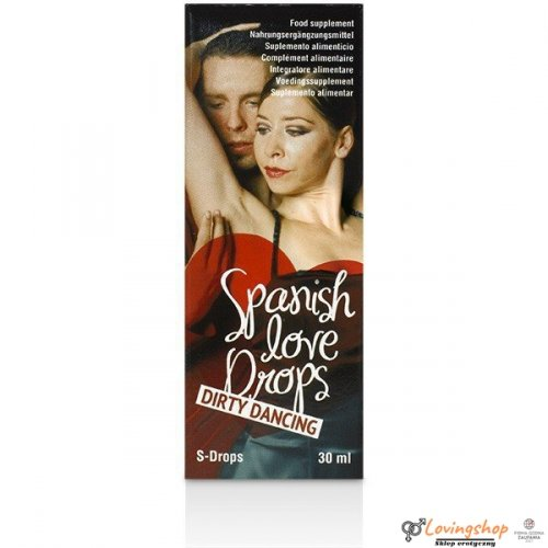 Supl.diety-Spanish Love Drops Dirty Dancing 30 ml