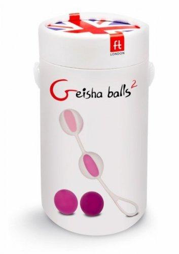 Kulki-GEISHA BALLS 2 PINK