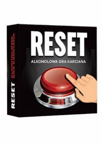 Gry-RESET-alkoholowa gra karciana