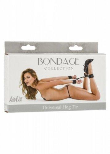 Wiązania-Bondage Collection Universal Hog Tie Plus Size