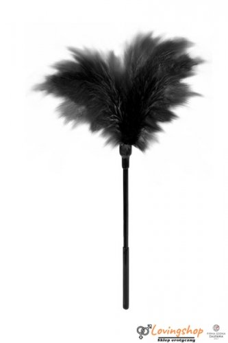 Pejcz-GP SMALL FEATHER TICKLER BLACK