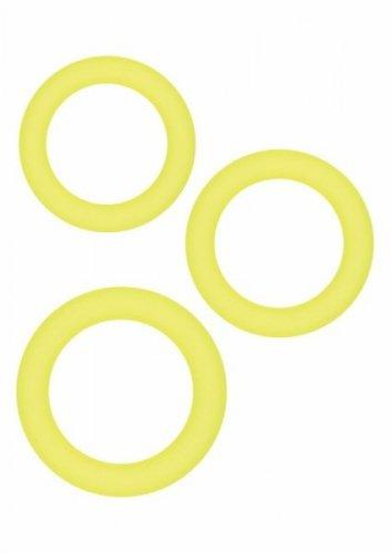 Pierścień-DIVERSITY RINGS NEON BLACK