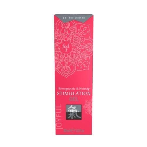 Żel/sprej-Stimulation Gel Pomegranate & Nutmeg women 30ml
