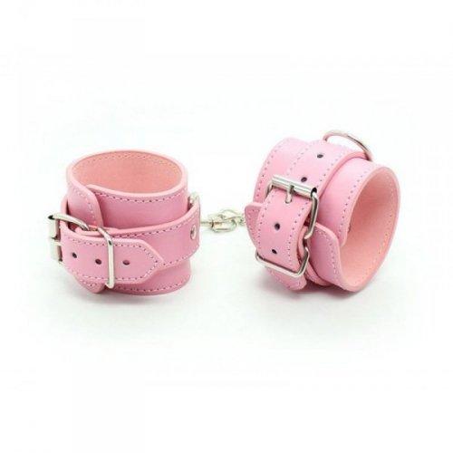 Polsiere Cuffs Belt pink