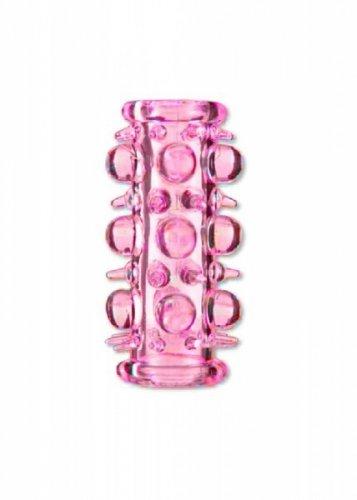 Stymulator-Stretchy Sleeve Pink