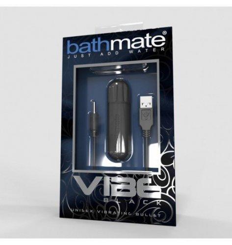 Bathmate - Vibe Bullet (czarny)
