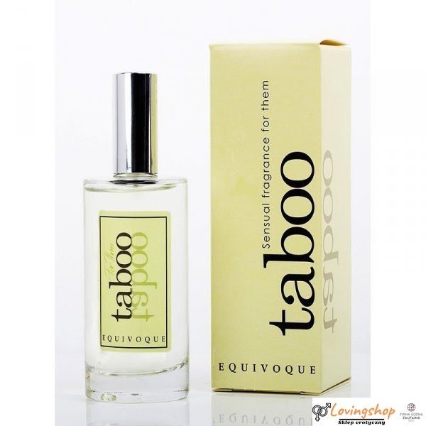 Feromony-TABOO EQUIVOQUE FOR THEM NEW 50 ml