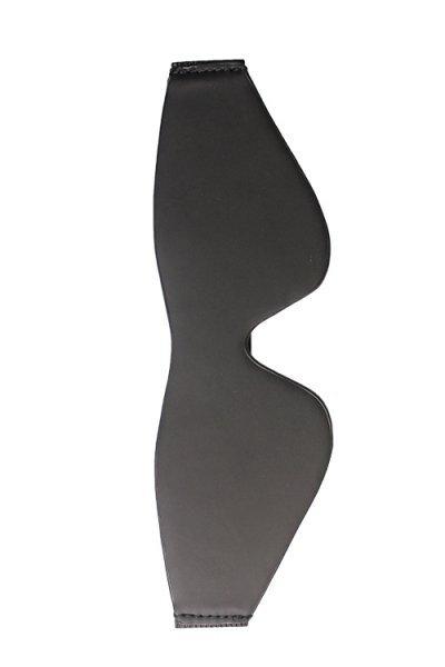 Maska-BLAZE BLINDFOLD WITH PAINTING EDGE BLACK