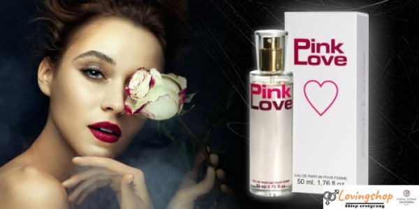 Feromony-Pink Love 50 ml for women