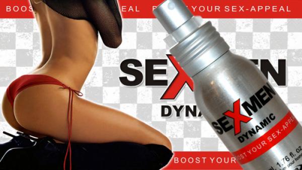 Sexmen Dynamic for men 50ml
