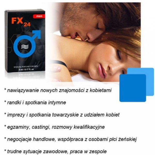 FX24 for men - neutral, roll-on 5 ml