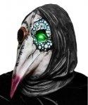 Maska lateksowa - Doktor Zaraza
