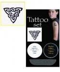 Tatuaż zmywalny - Cetyckie runy