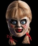 Maska lateksowa - Annabelle Deluxe