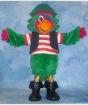 Strój reklamowy - Papuga Korsarz