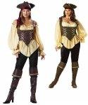 Kostium sceniczny - Rustykalna Piratka