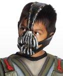 Maska lateksowa dla dziecka - Batman Bane