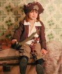 Strój karnawałowy dla dziecka - Pirat