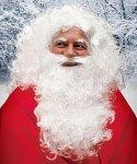 Pełny zarost - Święty Mikołaj