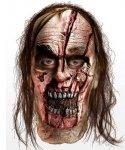 Maska lateksowa - The Walking Dead Zombie