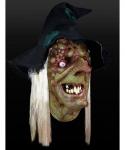 Maska lateksowa - Wiedźma III