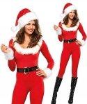 Kostium Świateczny - Santa Babe