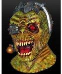 Maska lateksowa - Cyber Alien